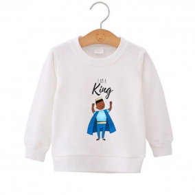 Afro boy sweatshirt