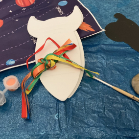 Space themed Activity Craft Box