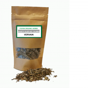 vervain label